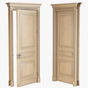 3ds classic door single