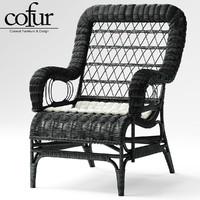 x blixen cofur chair