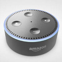 amazon echo dot c4d
