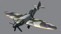 3d aircraft pilot