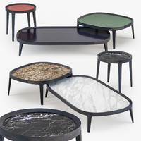 Potocco Spring coffee table set