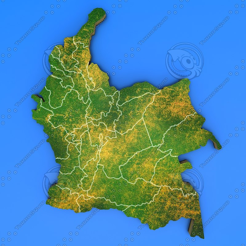 colombia country max