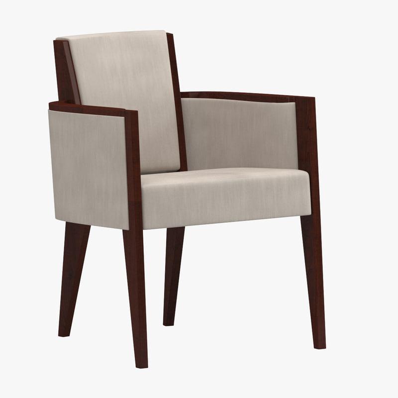 3d chair 54 model