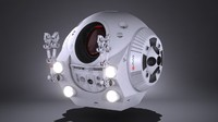 EVA Pod Space Odyssey 2001