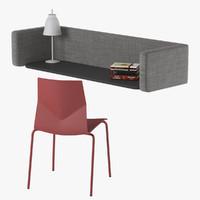 desk fourus max