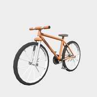 bicycle 3d ma