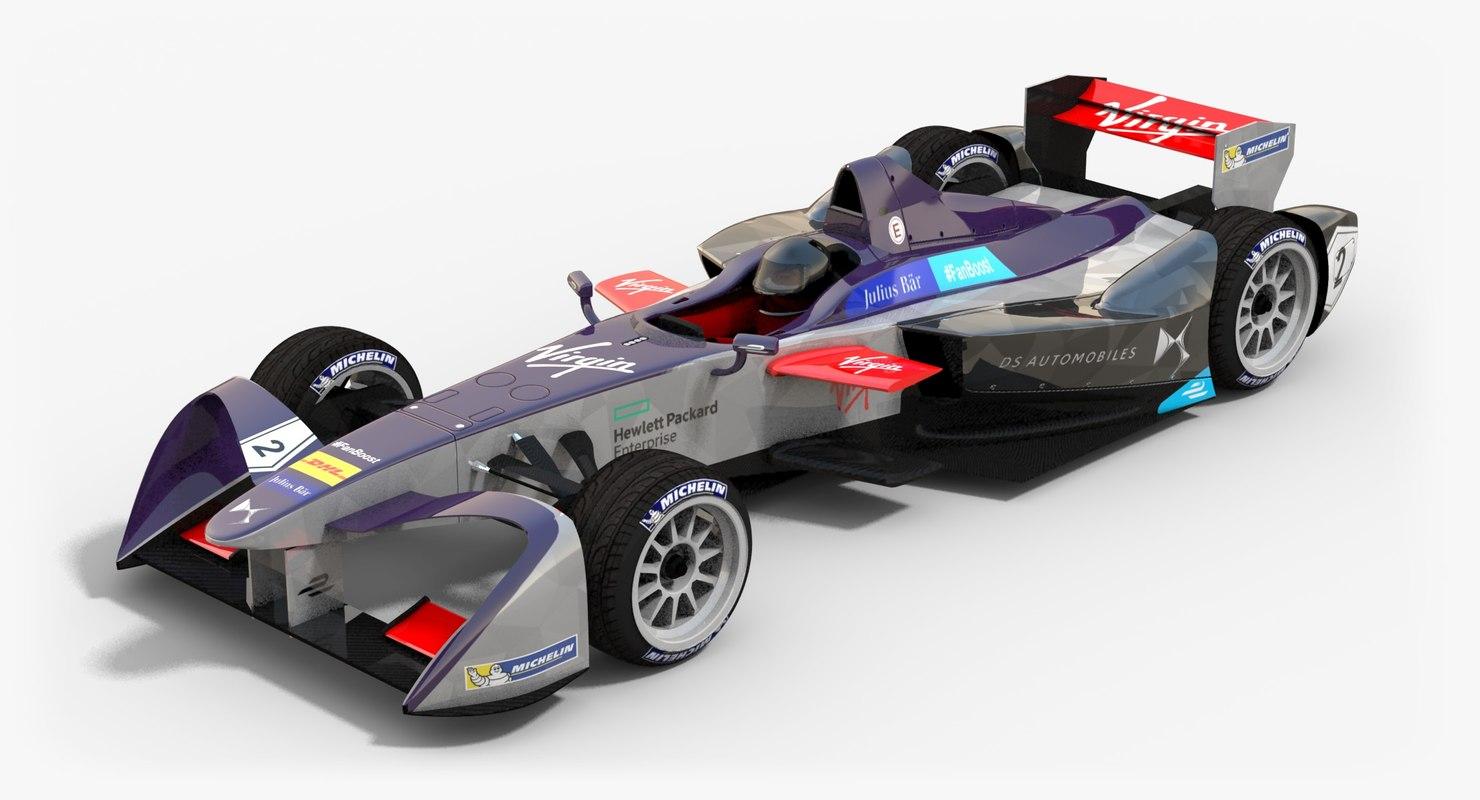 max ds virgin racing formula