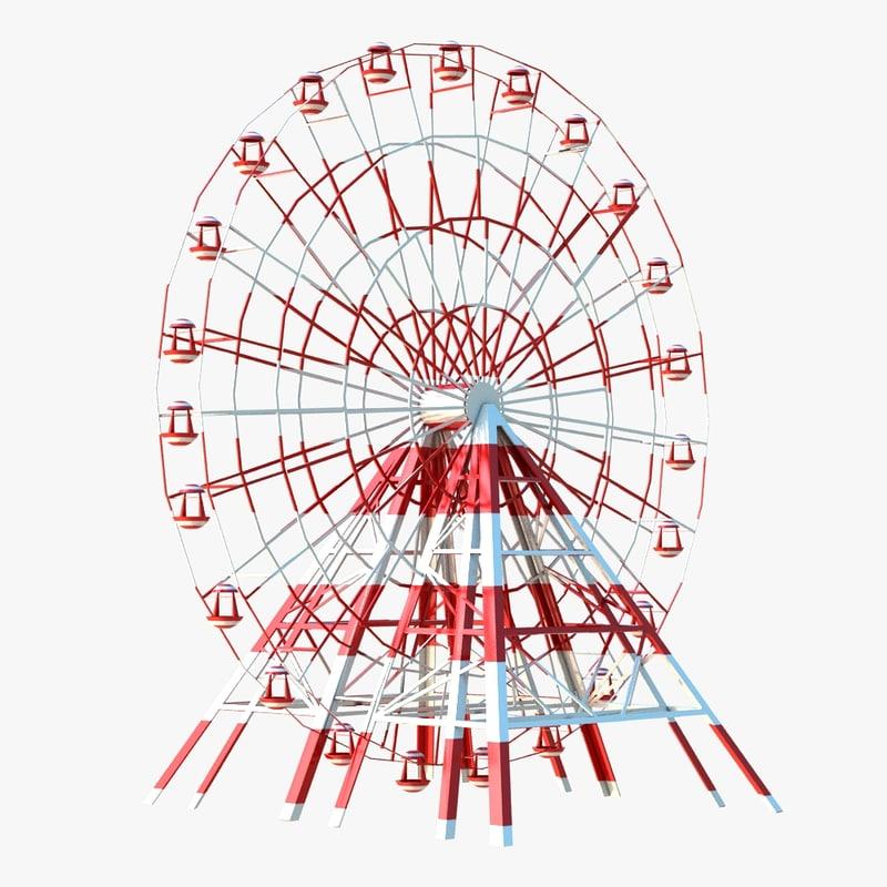 ferris wheel carousel max