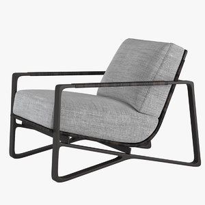 3d omura lounge chair holly