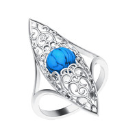 3d jewelry ring cabochon model
