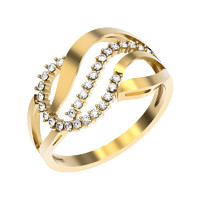jewelry ring lightweight 3d 3ds