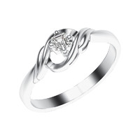 jewelry ring engagement 3d model