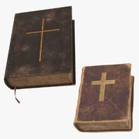Two Vintage Bibles