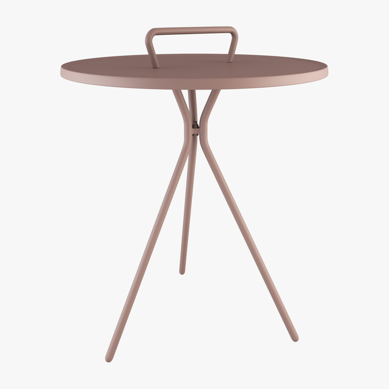 jersey table 3d max