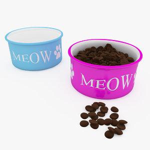 bowl 3d model