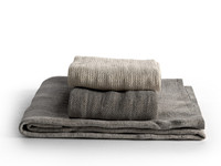 3d model of towel set 15