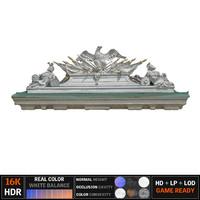 attic cornice building max