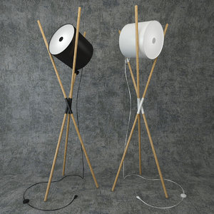 3d artisan shift lamp lights model