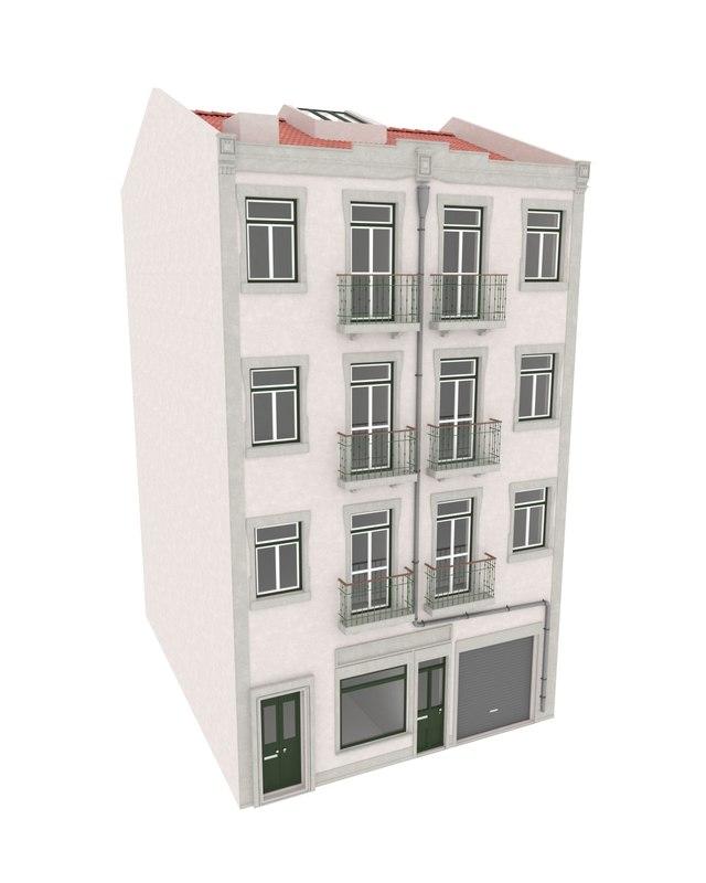max lisbon building architecture