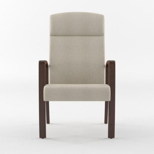 jordan patient chair 3d ma