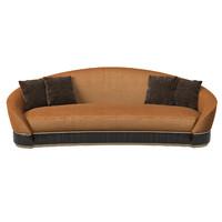 3d model frato loreto sofa