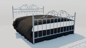 bed cama 3d model