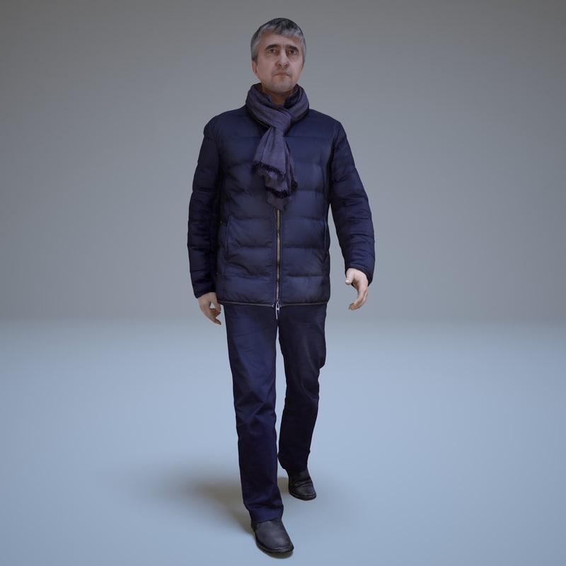 max casual men winter style