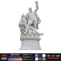 3d vienna monument scanned