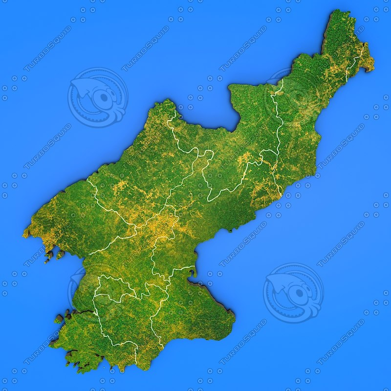 north korea country max
