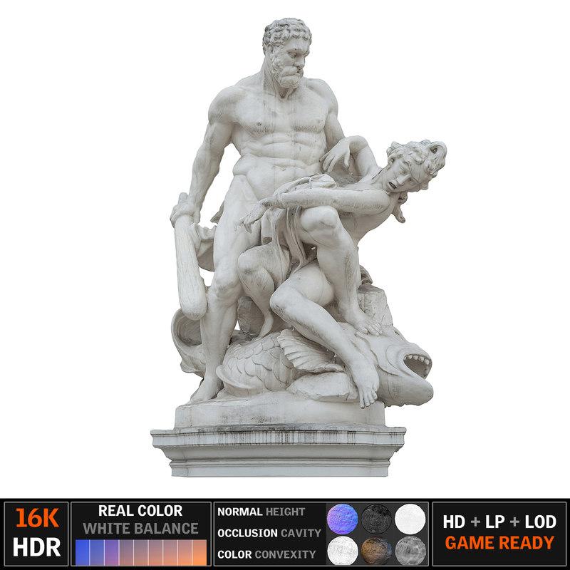 3d vienna monument scanned