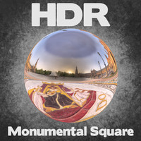 Monumental Square (HDR)
