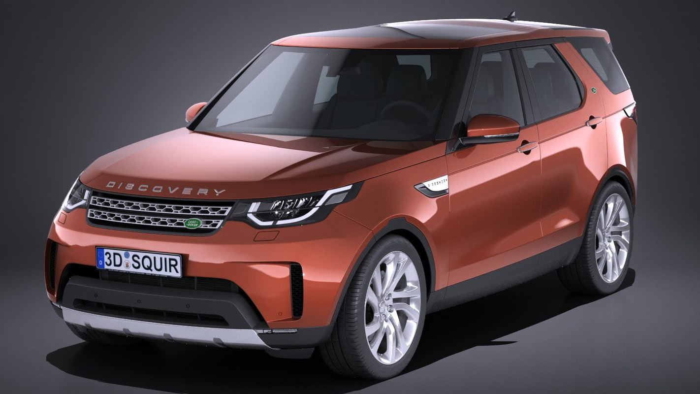 100 Discovery Land Rover 2017 Land Rover Discovery