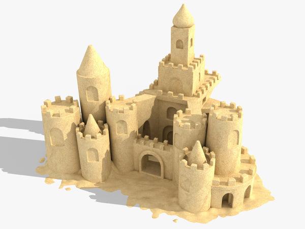sand castle max