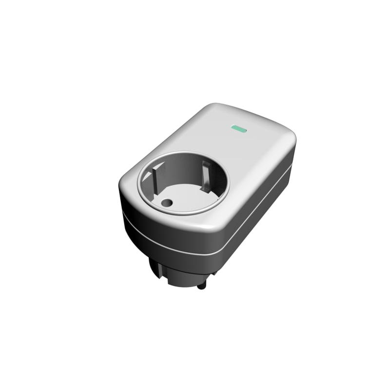 3d smart socket