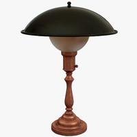 Desk Lamp 1930s