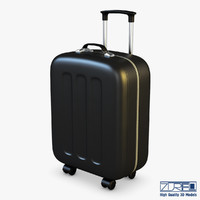 suitcase black v 1 max