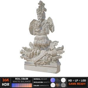 satyr statue max