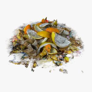 3d debris can