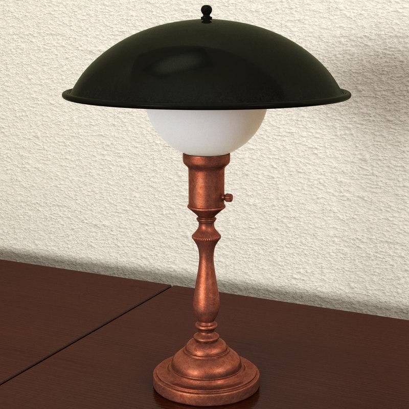 max lamp desk 30