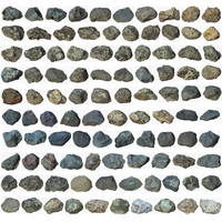 100 Rocks Scan Big Collection 01