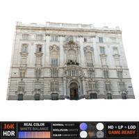 building facade max