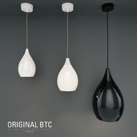BTC Original Drop One Pendant Light
