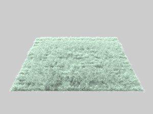 3d rectangle carpet