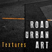 Asphalt Urban Textures - Arts