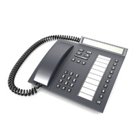 c4d office telephone
