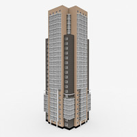 25 Storey Residential Building