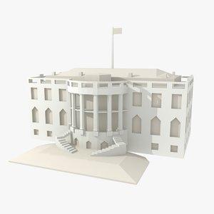 3d white house surprise bonus