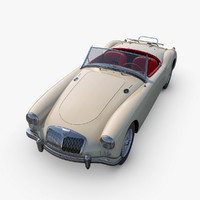 max mg mga twin-cam
