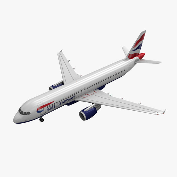 airbus a320 british airways max
