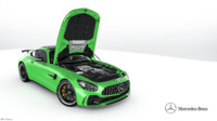 Mercedes-Benz AMG GT'R 2017